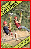 Cave, Mine & Zip Lines