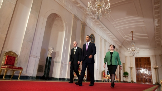 Obama, Biden, Kagan make announcement