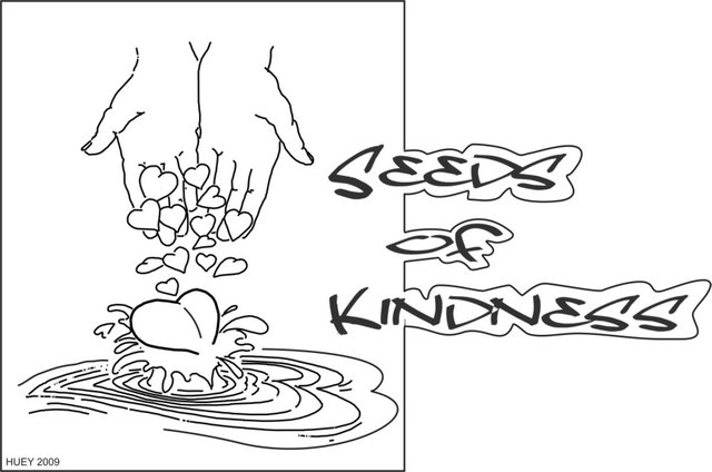 Kindness Coloring Pages (free printable for kids) | 424x640