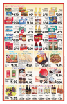 SHOP LOCAL.....Angels Food Market and Sierra Hills Food Market Weekly Ad For March 30 - April 6th, 2011