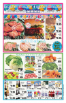 SHOP LOCAL.....Angels Food Market and Sierra Hills Food Market Weekly Ad For April 6th-13th, 2011