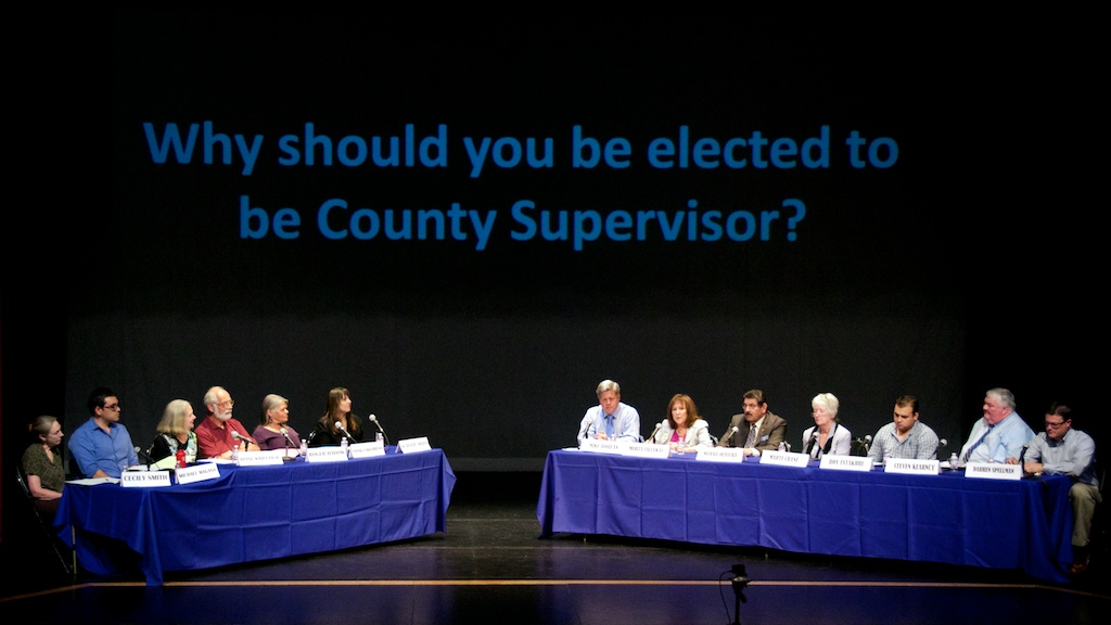 The Calaveras Partnership Supervisor Candidates Night