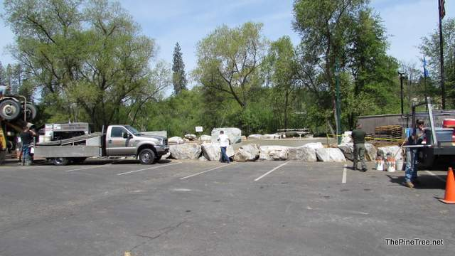 Ebbetts Pass Veterans Memorial District Construction