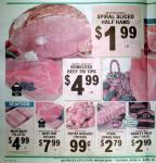 Big Trees Market Weekly ad for April 4-10, 2007