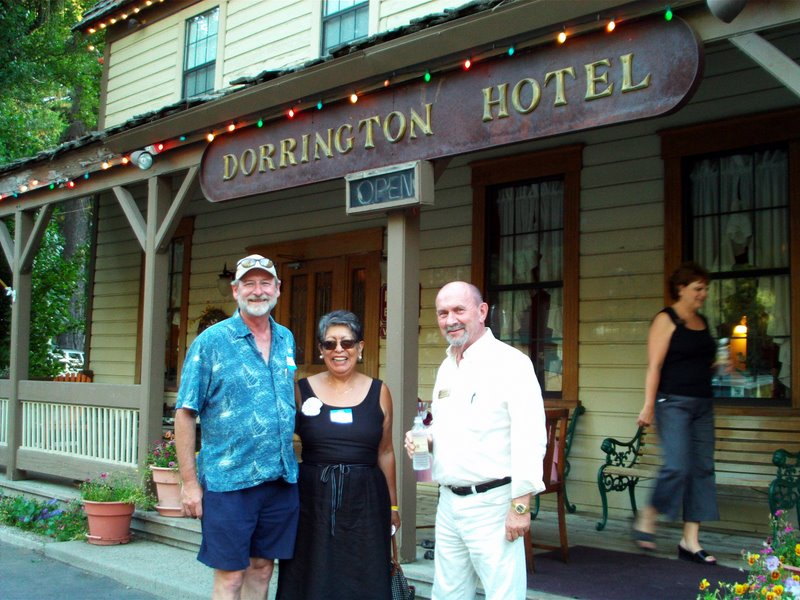 Dorrington Hotel Chamber Mixer
