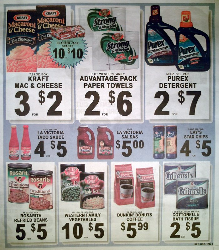 Big Trees Market Weekly Ad for March 5 - 11, 2008