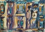 """The Face in The Window"" by Ruth Morrow"