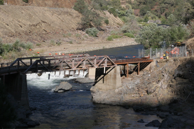 Camp Nine Bridge