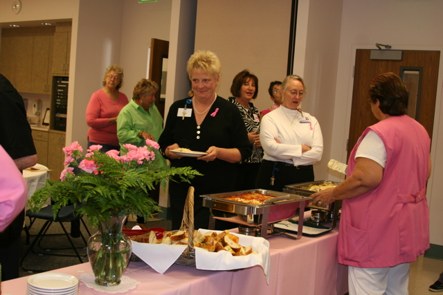 Breast Cancer Awareness Luncheon