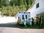 The Calaveras County Hazardous Materials Team (HAZMAT) Team