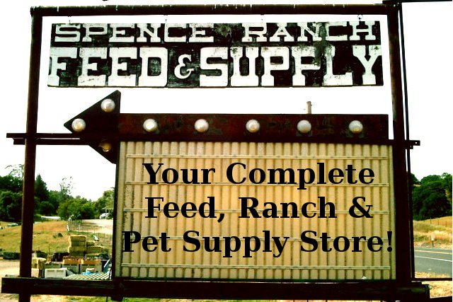 Spence Ranch Feed & Supply