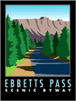 Ebbetts Pass Scenic Byway