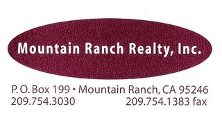 Mountain Ranch Realty, Inc.
